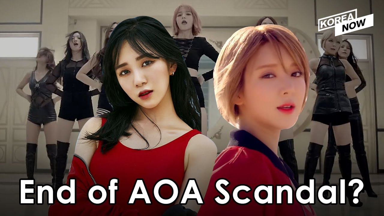 [AOA Scandal Part.3] Mina accepts FNC's apology regretting the situation… supports ChoA's comeback