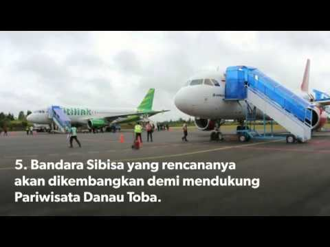 Keren !! Ternyata Ada 7 Airport (Bandar Udara) di Sumatera Utara