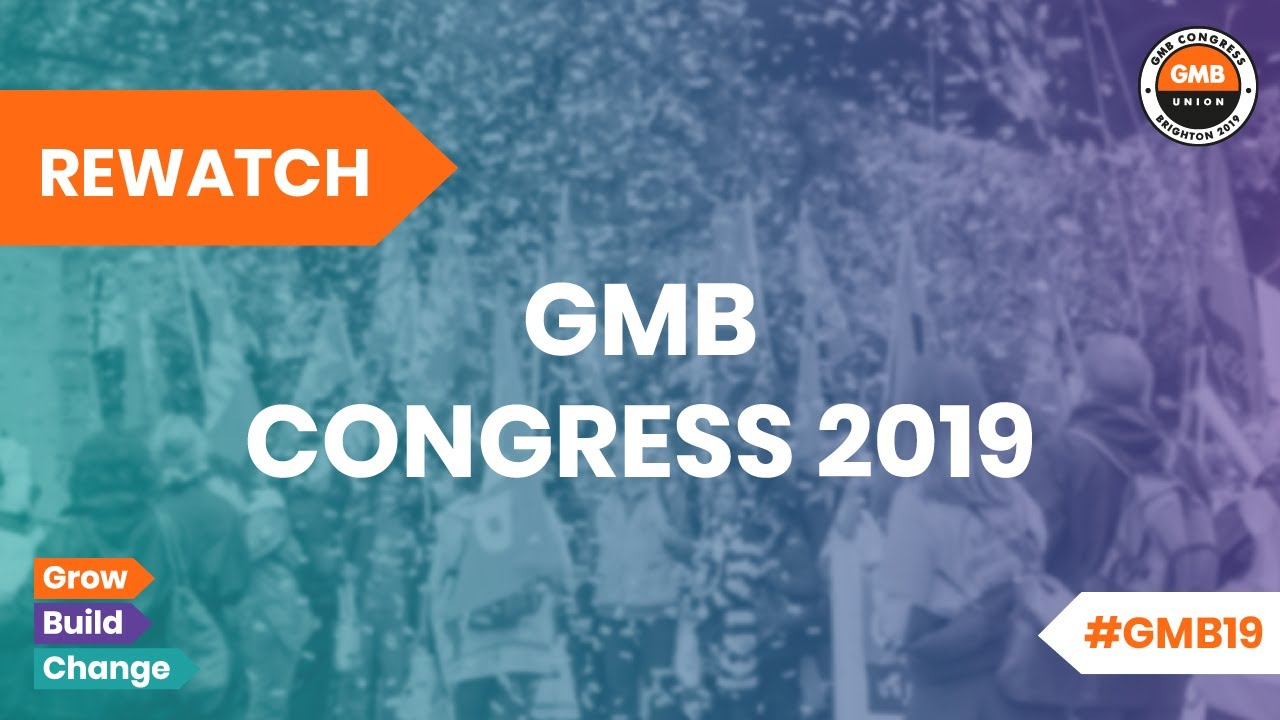 GMB Congress 2019 | Monday | Morning
