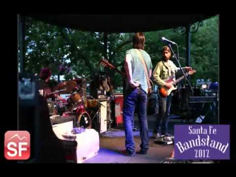 The Band of Heathens Perform Live at Santa Fe Bandstand 2012