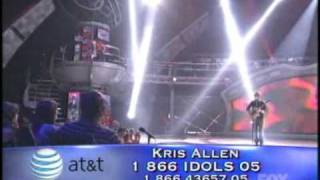 Kris Allen Heartless Performances American Idol