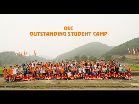 OSC - Outstanding Student Camp