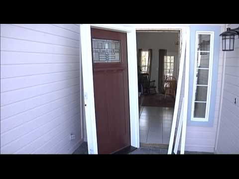 JELD-WEN Tip: Measuring for Entry Door Replacement - YouTube