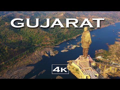 Gujarat : 4K Drone View | Incredible India | Gujarat Tourism |