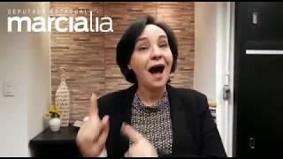 Márcia Lia e Toninho do Mel prestam contas dos mandatos