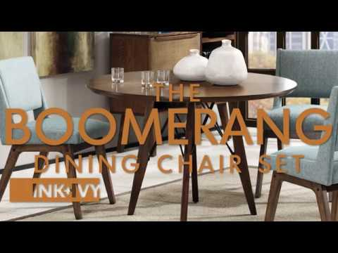 Boomerang Dining Chair