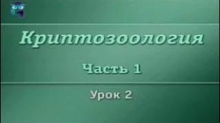Криптозоология. Урок 1.2. Лохнесское чудовище - самая известная зоологическая загадка
