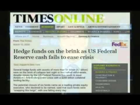 global economic meltdown