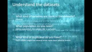 ae table presentation