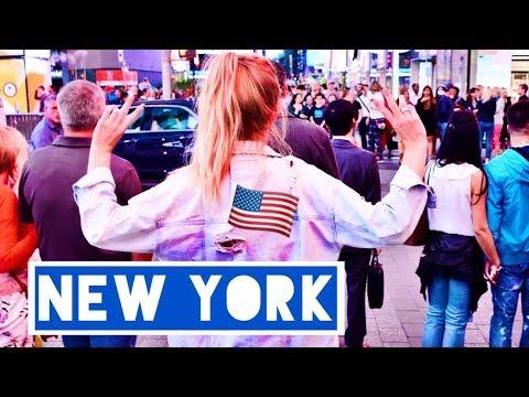 New York Vrijheidsbeeld,Times square & Top of the rock. ROADTRIP 11 🇺🇸
