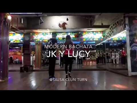 Jay K y Lucy - Bachata workshop - 제이케이&루시 바차타 강습 20160720