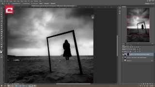 إنشاء درامية B/W الصور مع التعرض 6 الغريبة الجلد