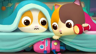 The Monster under the Bed   for kids   Nursery Rhymes   Kids Songs   Kids Cartoon   BabyBus