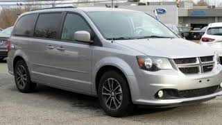 2017 Dodge Grand Caravan Baltimore MD Bel-Air, MD #FP863587