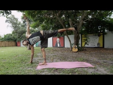Michael Franti & Spearhead Once A Day Love Life Remix Yoga Sequence