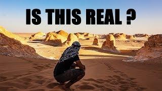 EGYPT TRAVEL VLOG | SLEEPING IN SAHARA DESERT 2018
