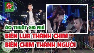 Ảo thuật gia nhỏ tuổi nhất Việt Nam biến lửa thành chim - biến chim thành người @Đỉnh Cao Việt