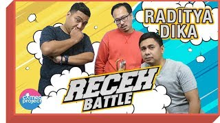 RECEH BATTLE RADITYA DIKA VS MAJELIS RECEH INDONESIA