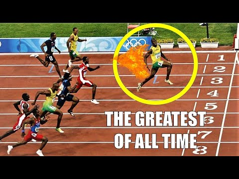 The Moment USAIN