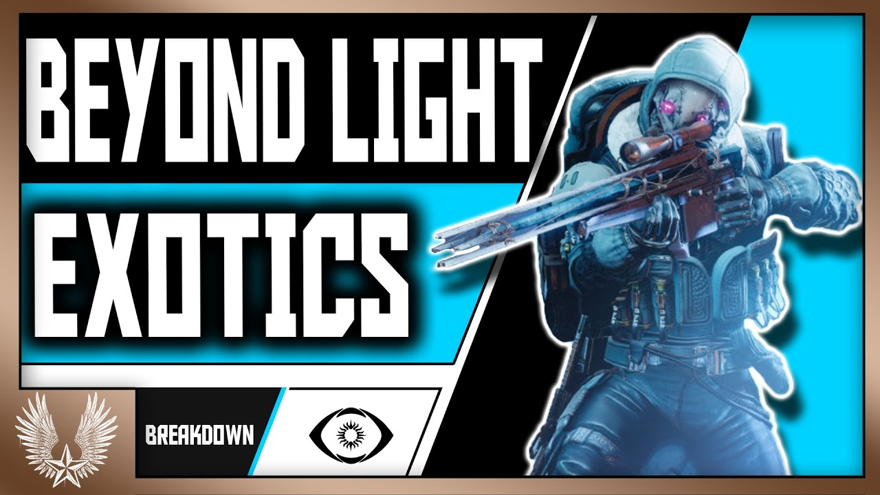 Download Breaking down the 10 new Beyond light Exotics. Some possibly META
