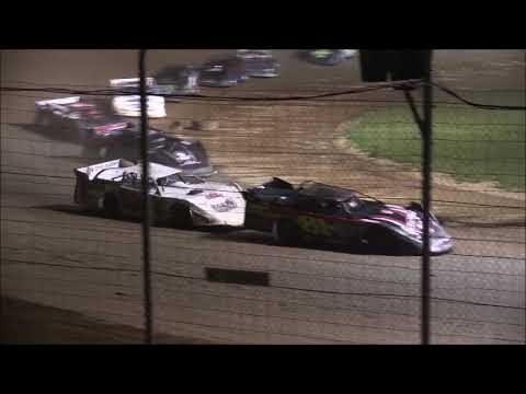 Limited Late Model Feature from Portsmouth Raceway Park, August 4th, 2018.
