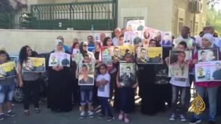 القدس- اعتصام تضامني مع الأسير بلال كايد