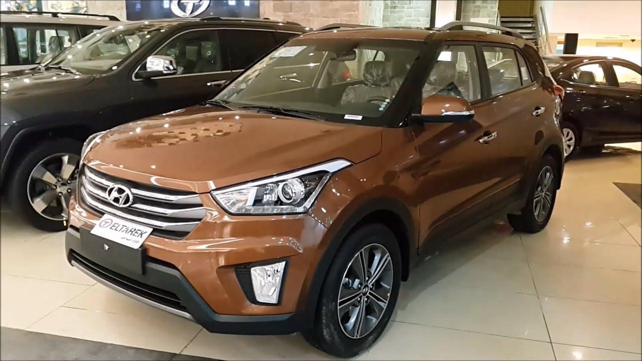 Hyundai Creta 2016 هيونداي كريتا في مصر - YouTube