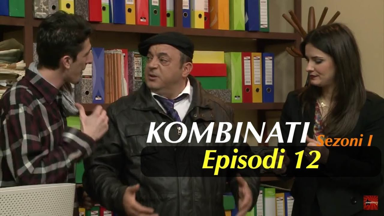 Kombinati: episodi 12 ( Sezoni I )