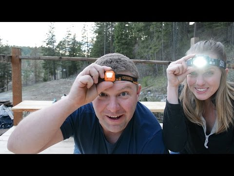Living off the Grid: Essential Tools (Best Headlamps)