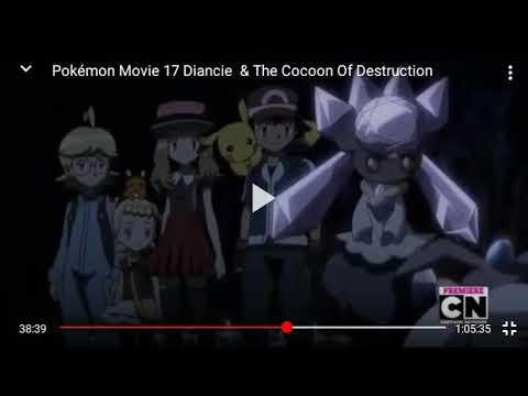 Pokemon movie 17 half