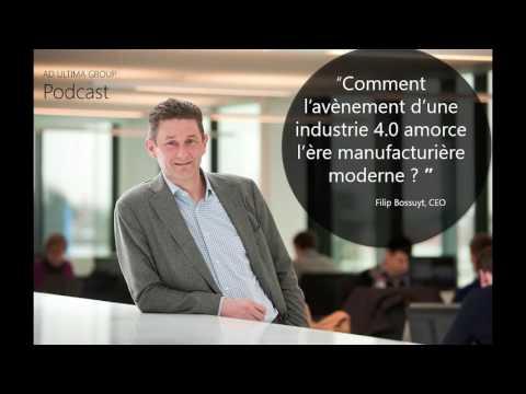 Comment l'avènement d'une industrie 4.0 amorce l'ère manufacturière moderne ?