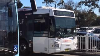 Sydney Bus Vlog 13: Blacktown Bus Interchange Part 2