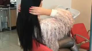 Наращивание волос на стрижку каре