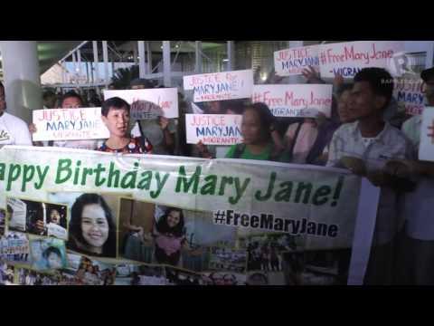 VLOG: Veloso family visits Mary Jane on her birthday