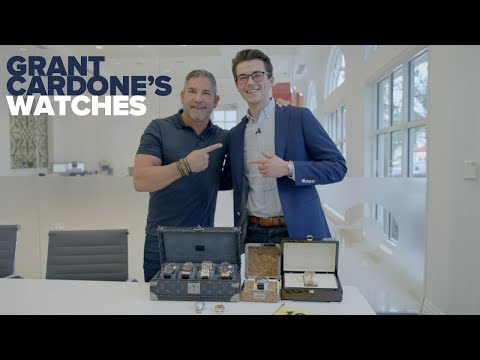 A Trip To Miami: Grant Cardone's Watch Collection & Talking Business