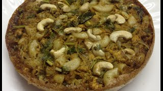 Chicken Macaroni Pola / Spicy chicken - Macaroni Cake Malabar Iftar Dish for Ramadan