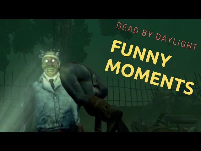 JUKES!   Dead by Daylight Funny Moments