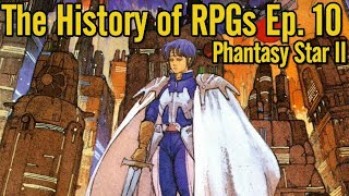 The History of RPGs Ep. 10 | Phantasy Star II Analysis (1989)