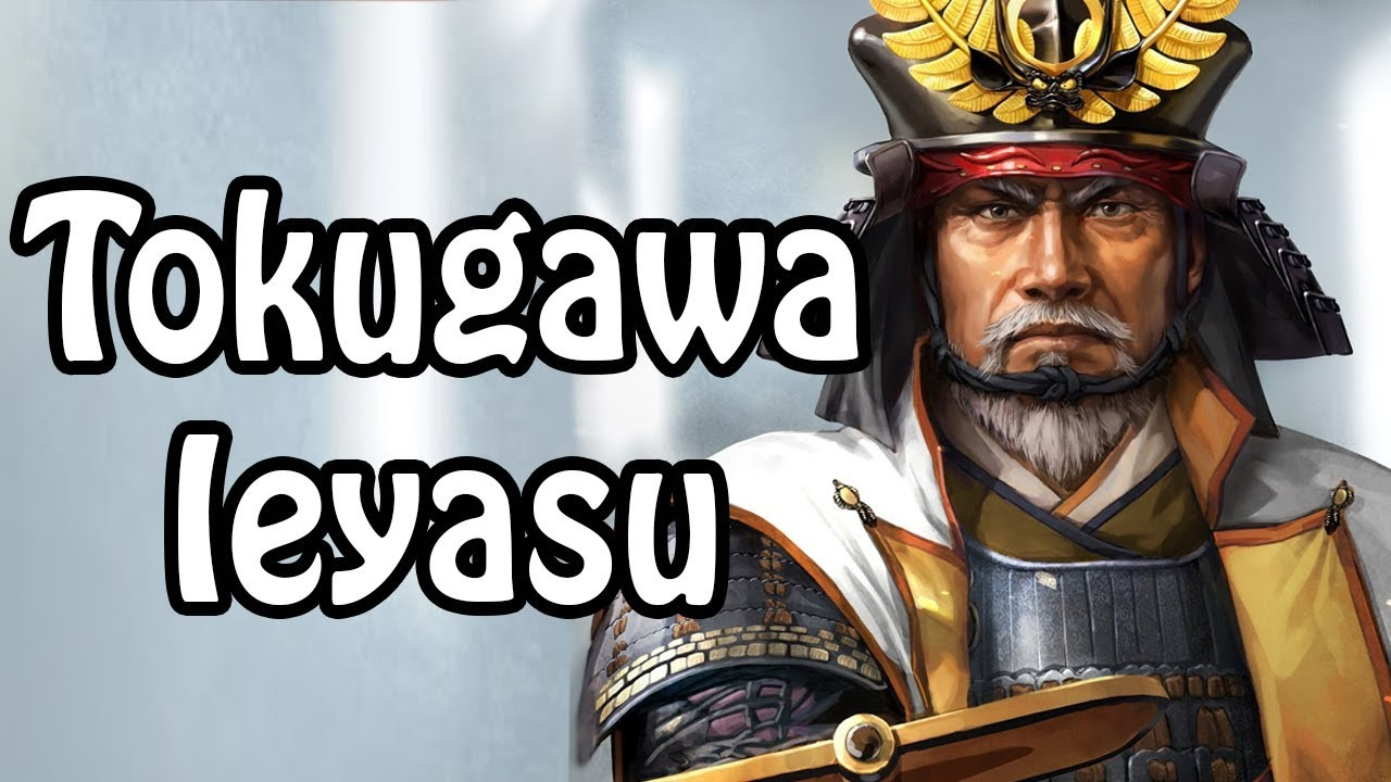Tokugawa Ieyasu: The Cautious & Wise (Japanese History Explained)