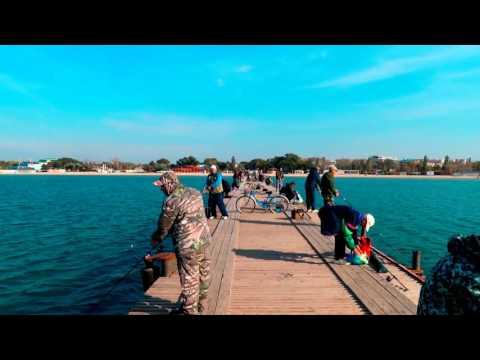 рыбалка на черном море анапа с берега