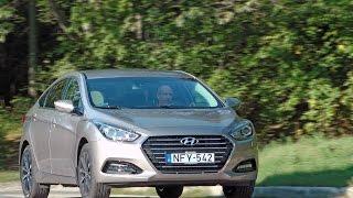 Videoteszt Hyundai i40 1.7 CRDi DCT Premium