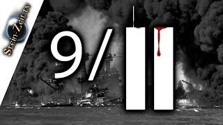 Das neue Pearl Harbor: Beunruhigende Fragen zum 11. September - Oliver Bommer bei SteinZeit