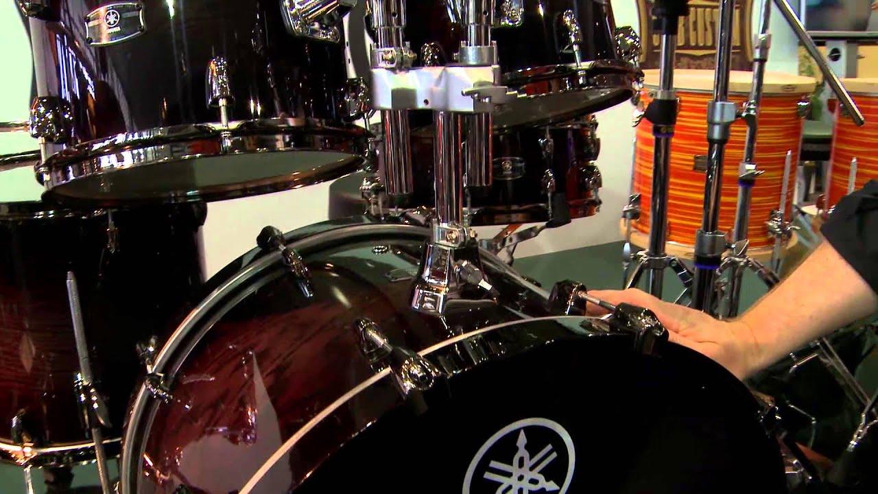 en new yamaha live custom oak drum set yamaha musikmesse 2013 youtube. Black Bedroom Furniture Sets. Home Design Ideas