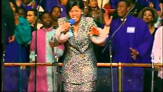 "Blessed Jesus (DVD) - Bishop Paul S. Morton & The FGBCF Mass Choir, ""Let It Rain"""