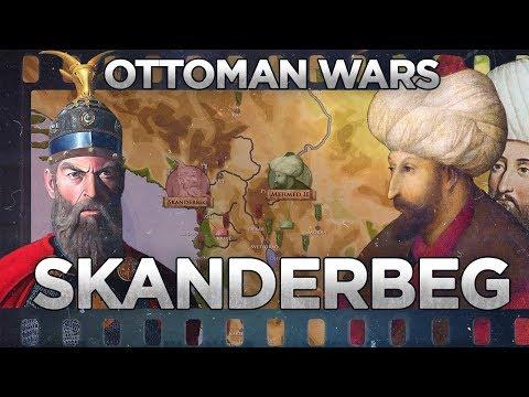 Perang Ottoman: Skanderbeg Dan DEMUMENTARI Pemberontakan Albania