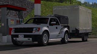 [1.30] Euro Truck Simulator 2 | 3 mini trailer v 1.0 | Mods