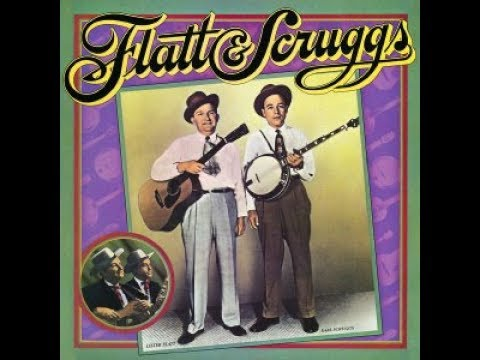 Flatt and Scruggs - Foggy Mountain Breakdown (ORIGINAL) - (1949).