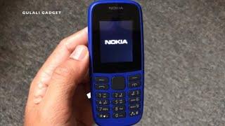 Nokia 105 4th Edition King 2019, Hape Kece 200 Ribuan Aje