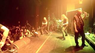 Soilwork - Spectrum Of Eternity Backstage View
