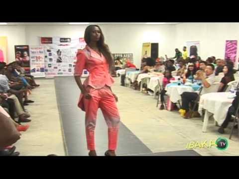 First Ikeja City Mall Music And Fashion Show(Collection 2)
